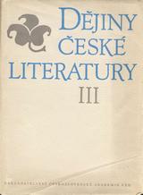 FOTO: Dějiny české literatury 3