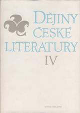 FOTO: Dějiny české literatury 4