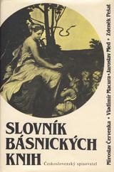 FOTO: Slovník básnických knih