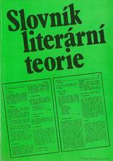 FOTO: Slovník literární teorie