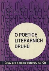 FOTO: O poetice literárních druhů