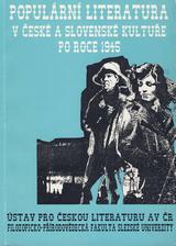 FOTO: Populární literatura v české a slovenské kultuře po roce 1945