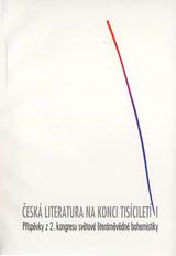 FOTO: Česká literatura na konci tisíciletí I.