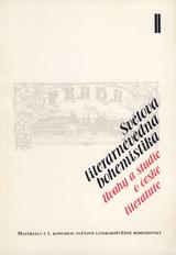 FOTO: Světová literárněvědná bohemistika II.