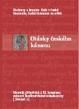 FOTO:Otázky českého kánonu