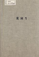 FOTO: Rudolfu Havlovi sborník k jeho 70. narozeninám