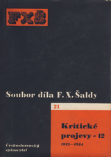 FOTO: Kritické projevy XII.